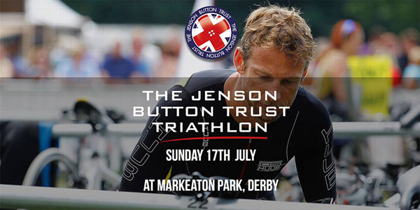 The Gatherers catering Jensen Button Triathlon Trust